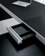 CX Black Ash Desk