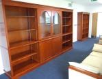 Bespoke-Display-Unit-with-storage-cupboard