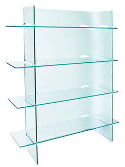 Glass Office Accessories