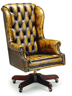 Antique Style Swivel Chairs