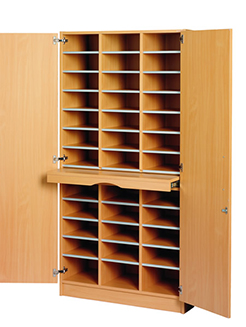 Pigeon Hole Cabinets