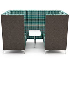 Café Pods and Booths