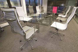10-seater-chrome-glass-boardroom-table