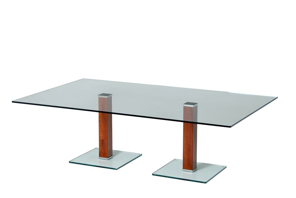 Dual Knee Reception Table
