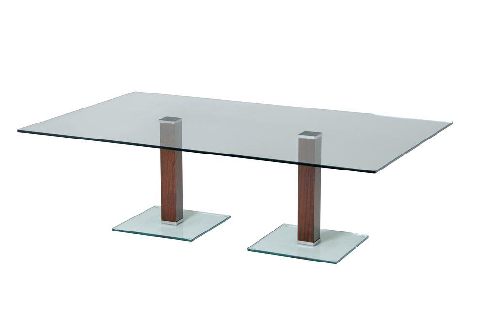 Dual Knee Coffee Table