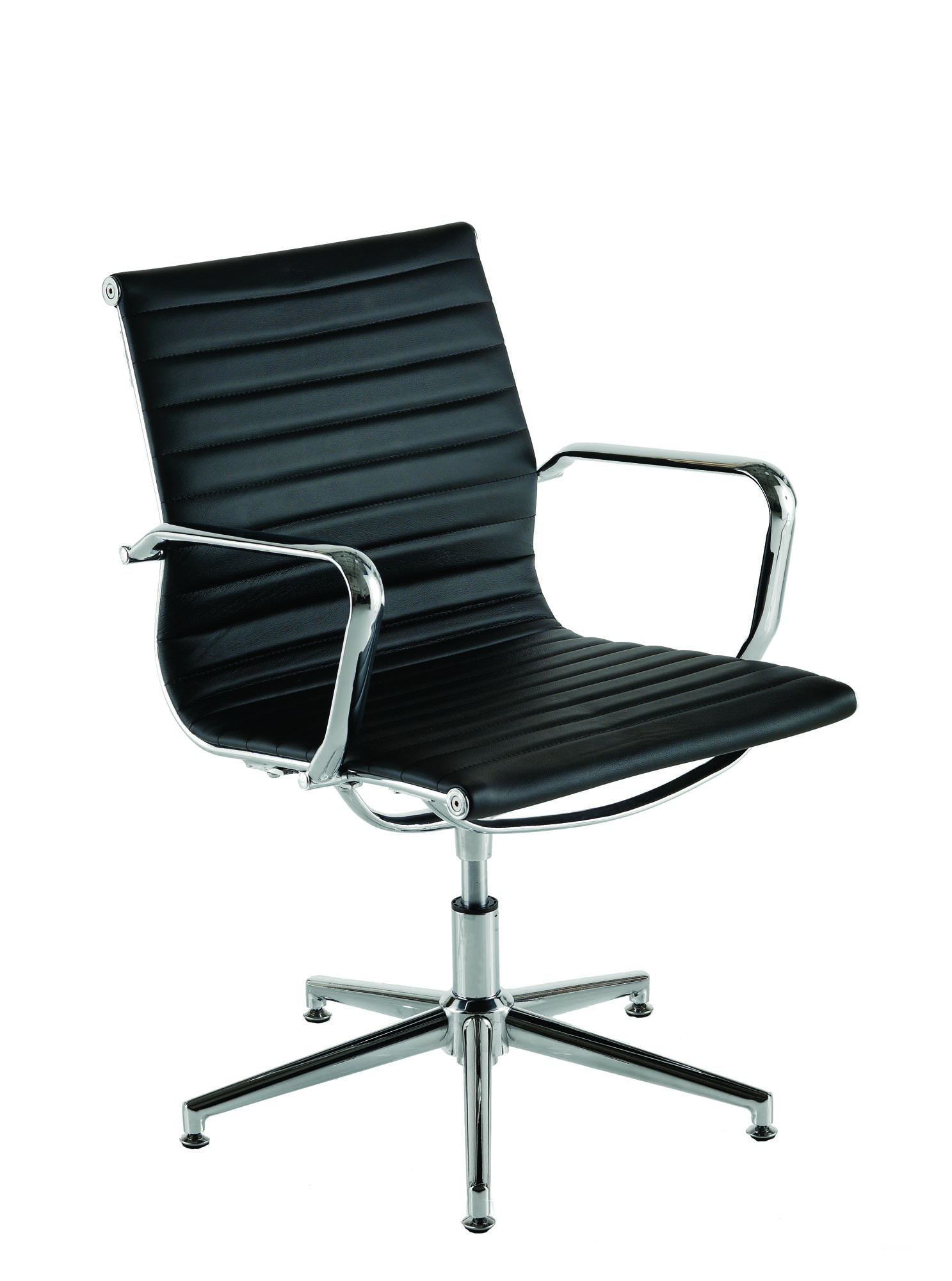ARIA Medium Back Swivel Armchair