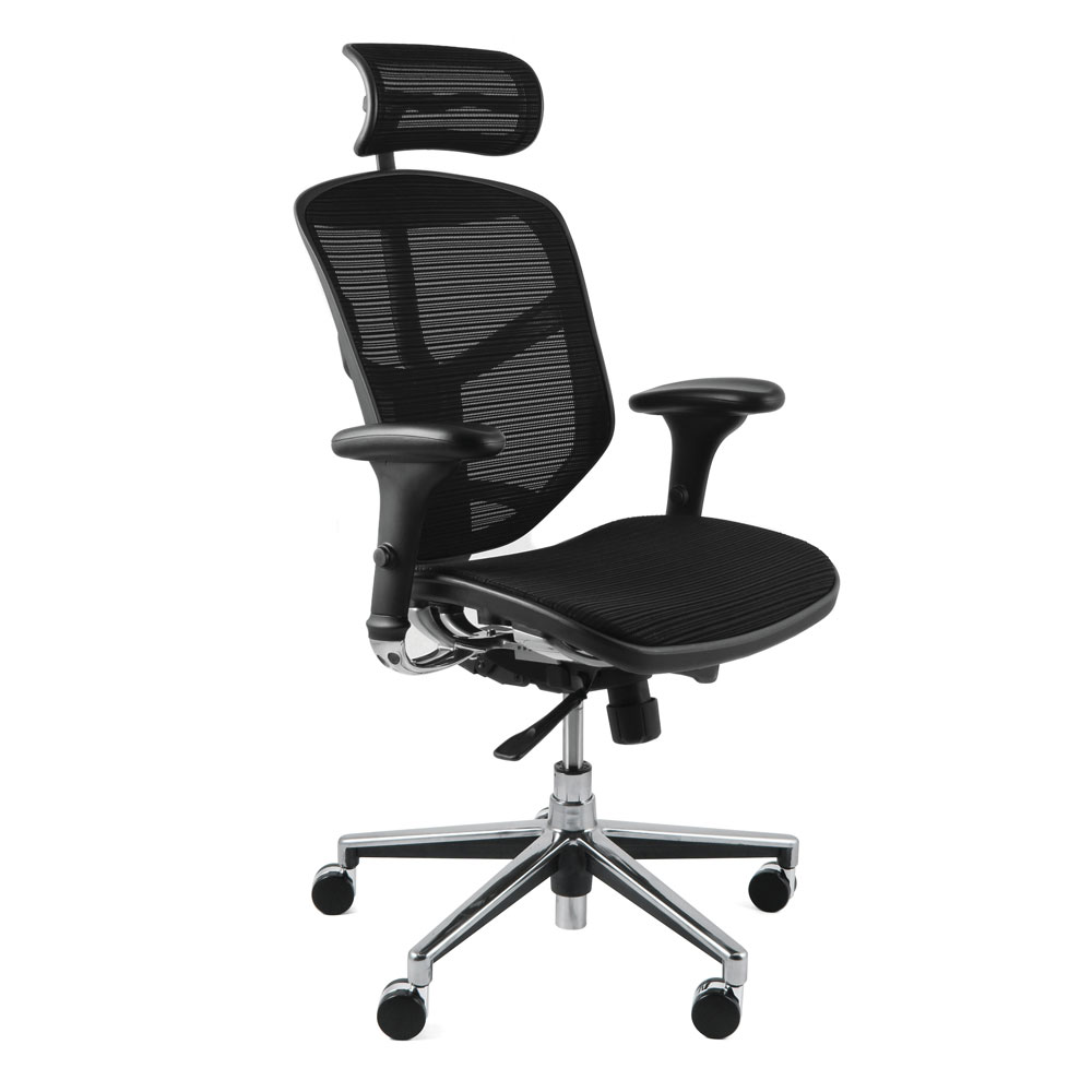 .Enjoy Mesh Office Chair with head rest