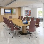 Fulcrum - Conference Table