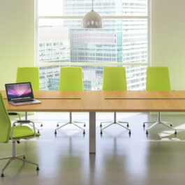 Fulcrum - Conference Table - Rectangular