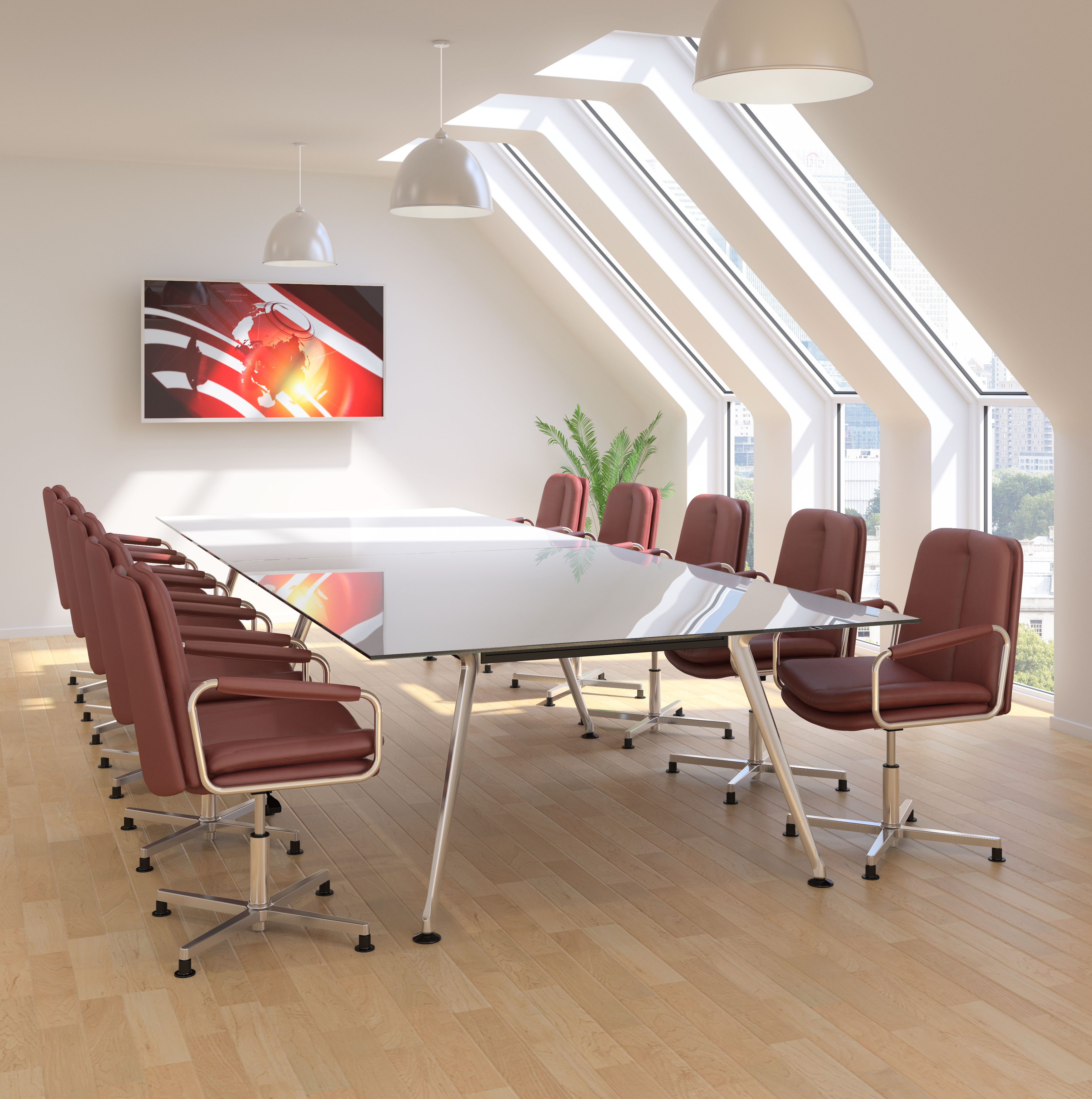 Fulcrum - Conference and Meeting Tables