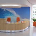 Fulcrum - Reception Desk