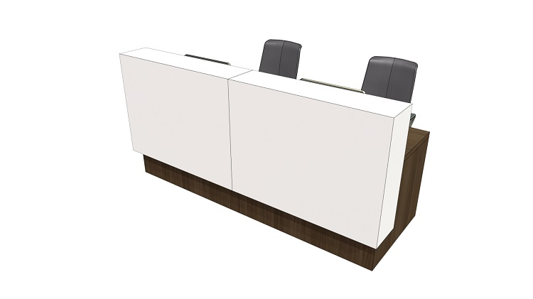 KC1 Reception Desk