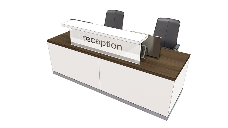 SC Reception Desk