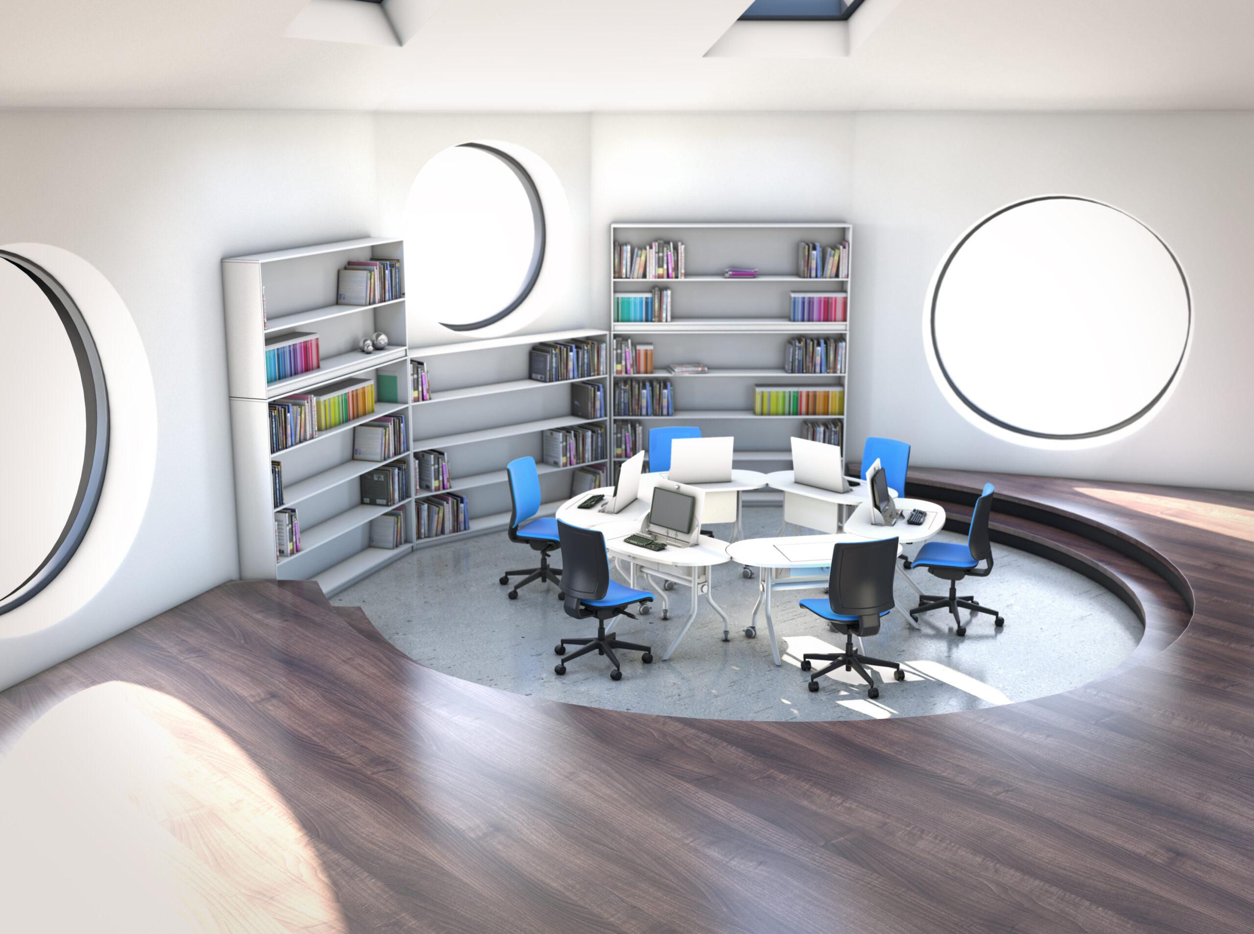 SmartTop Connect Desk