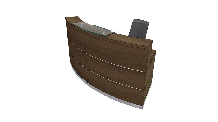 YB Reception Desk