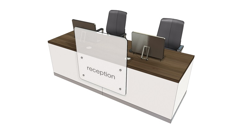 ZC Reception Desk