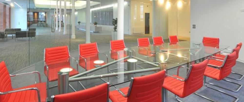 Construct Conference Table