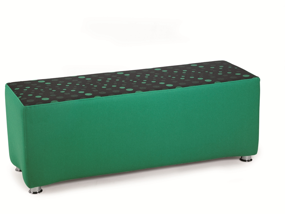 Small Mobile Soft Stool Seating