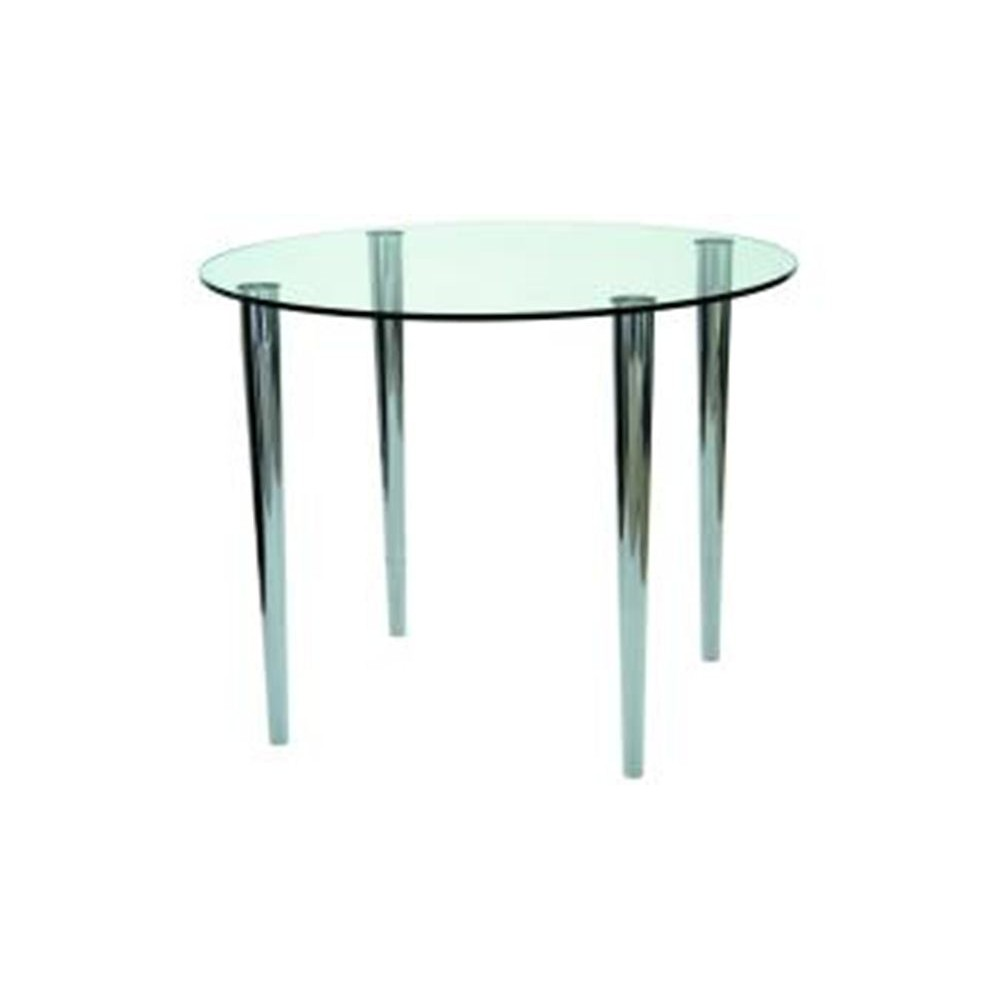 Slender Pin Knee Reception Coffee Table