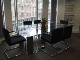 stainless-steel-framed-glass-meeting-table