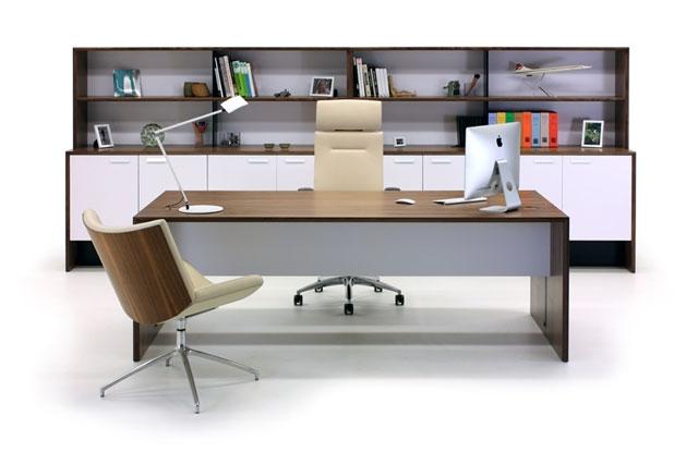 Aston Executive Desk