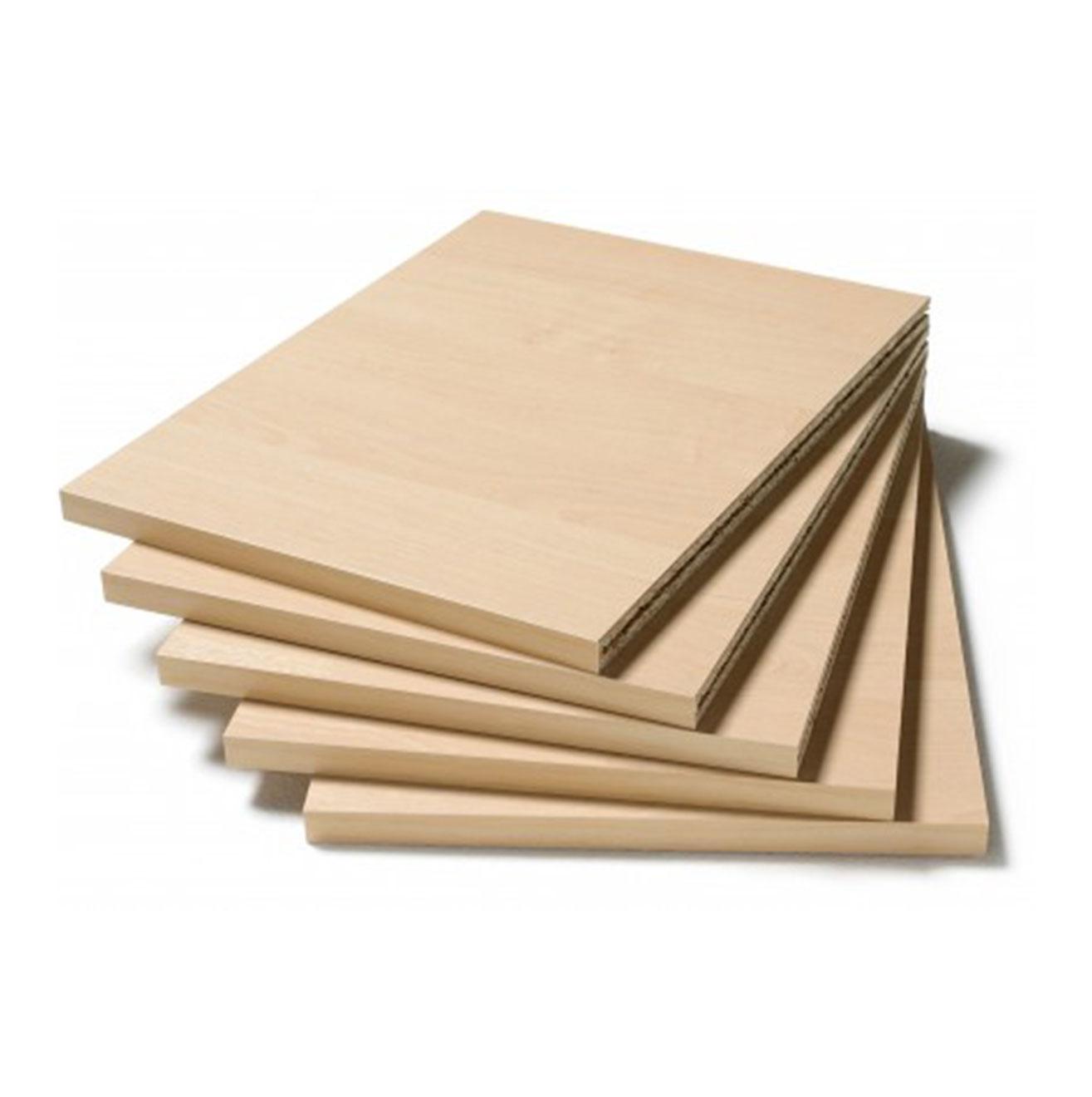 Extra shelving packs - Birch