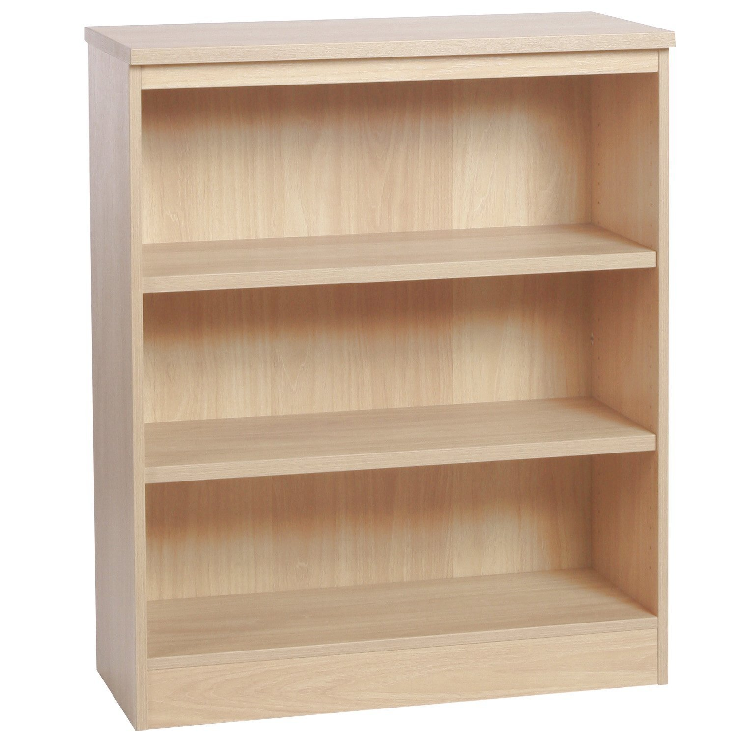 Mid Height Bookcase 850mm Wide