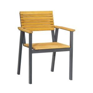 Robinia Bench Arm Chair