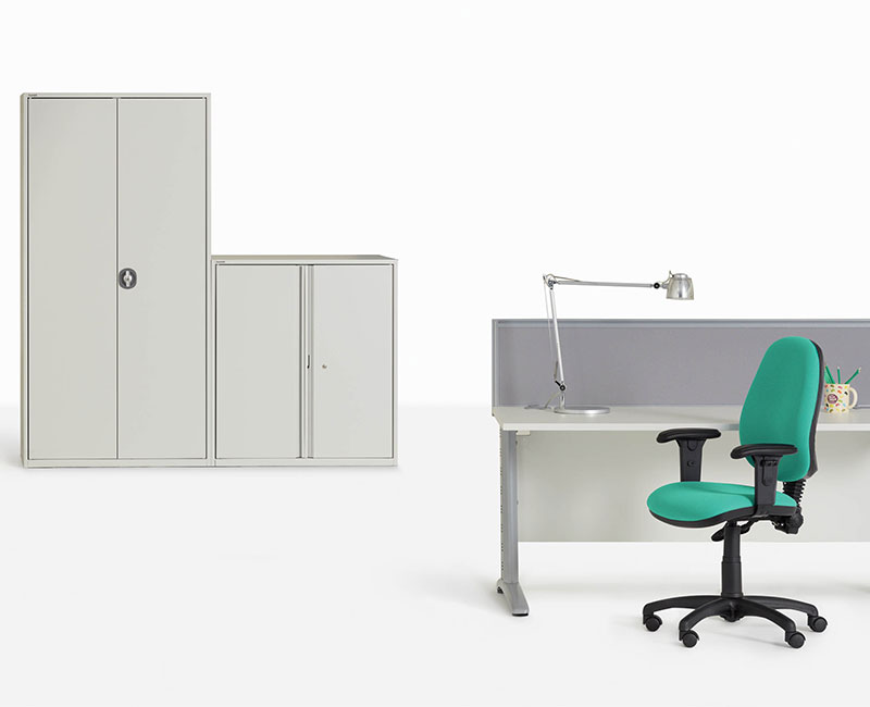 ESSENTIAL STATIONERY CUPBOARDS