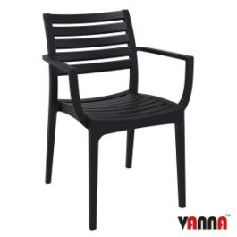 REAL-Arm-Chair-ZA.211C-Black-300x300