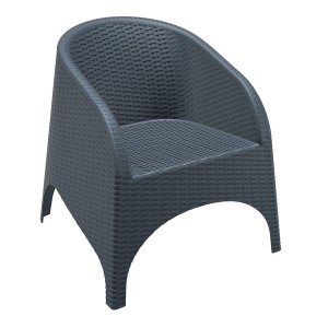 Strong Still Stacking Arm Chair