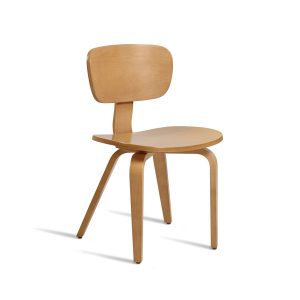 Plywood Hardwearing True Side Chair