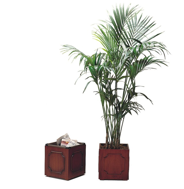 WASTE BINS AND PLANTERS