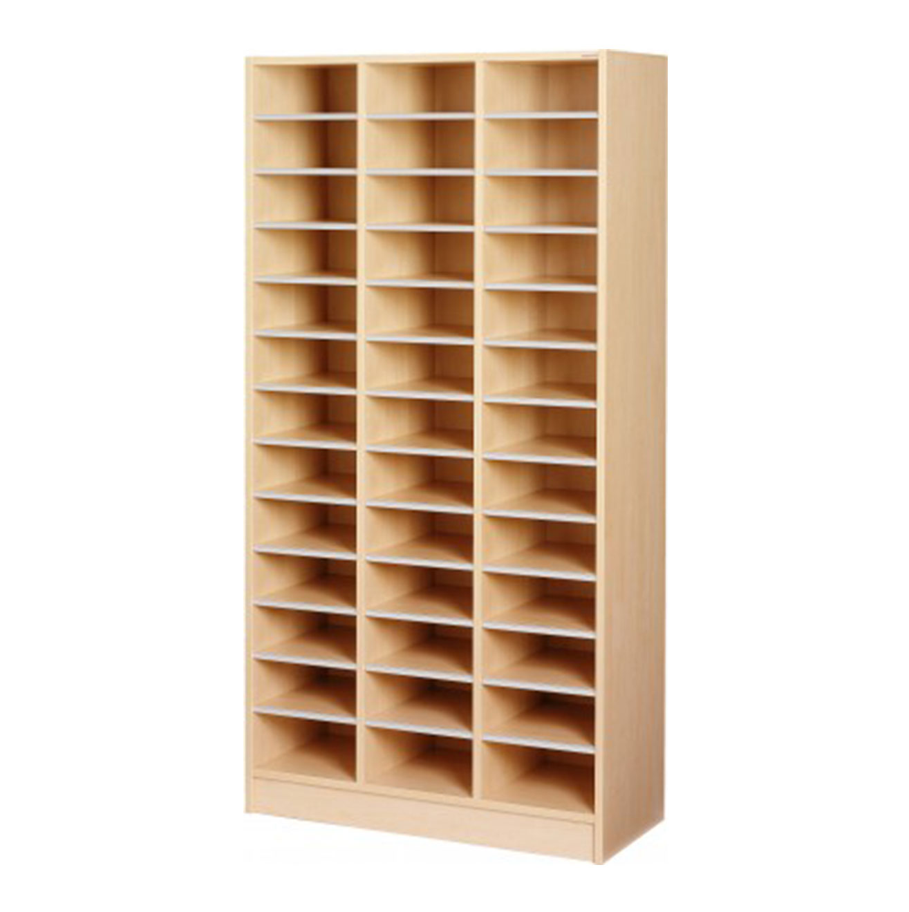Maxi Pigeon Hole Cabinet - Birch