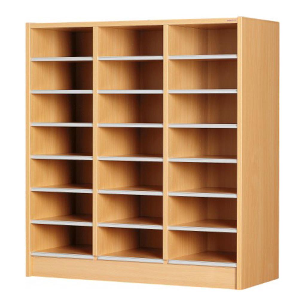 Desk Model Pigeon Hole Cabinet Beech Margolis Furniture
