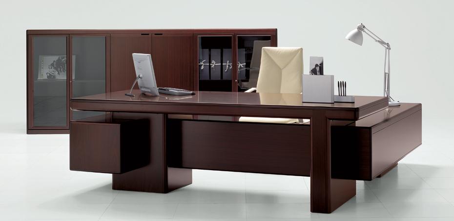 Mux Classic Desk Margolis Furniture