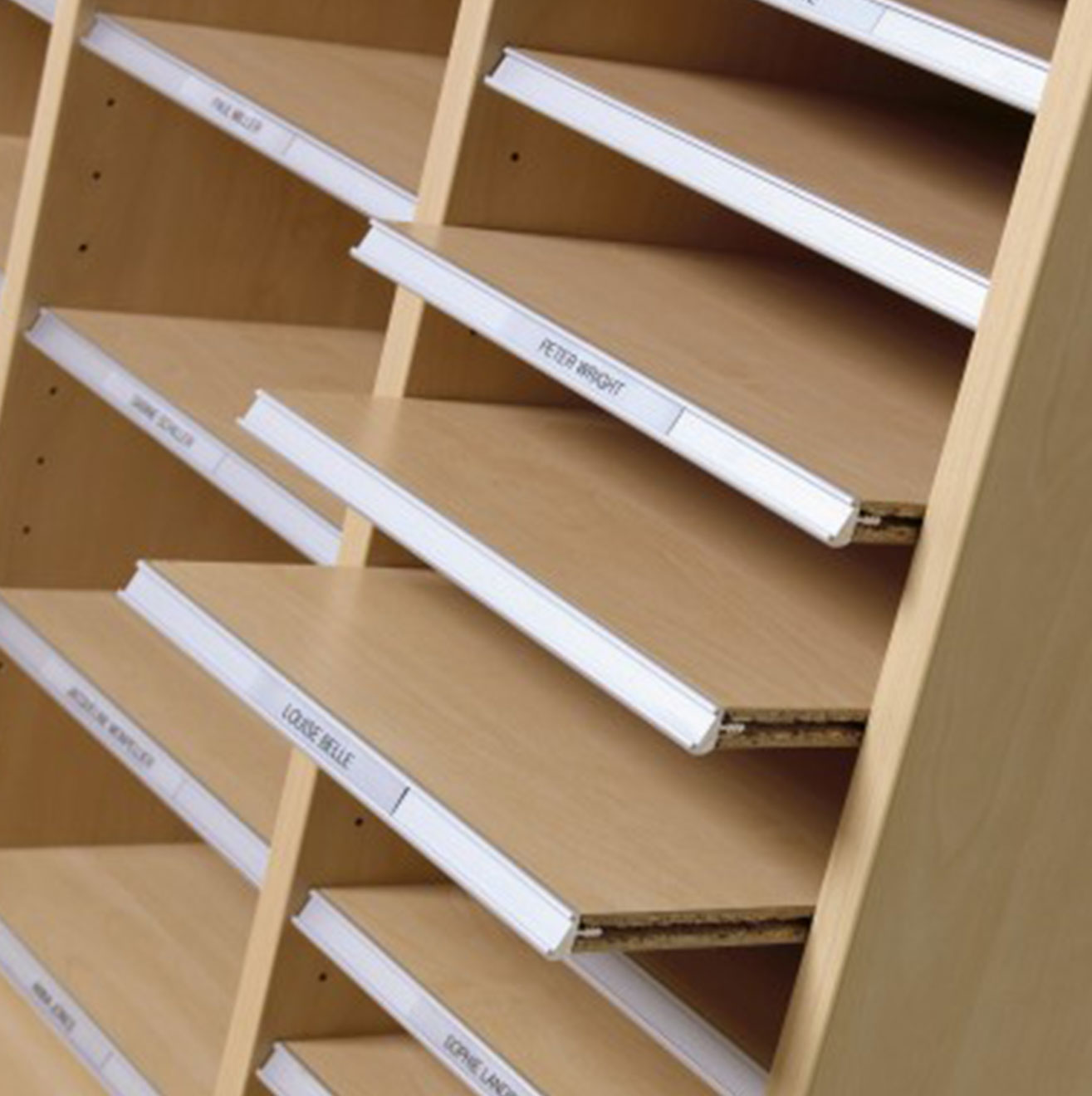 Floor Model Kitchen Cabinets For Sale: Triple Pigeon Hole Cabinet