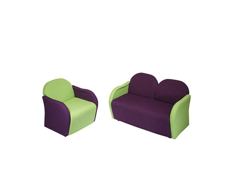 Rumble Tumble School Armchair and Sofa