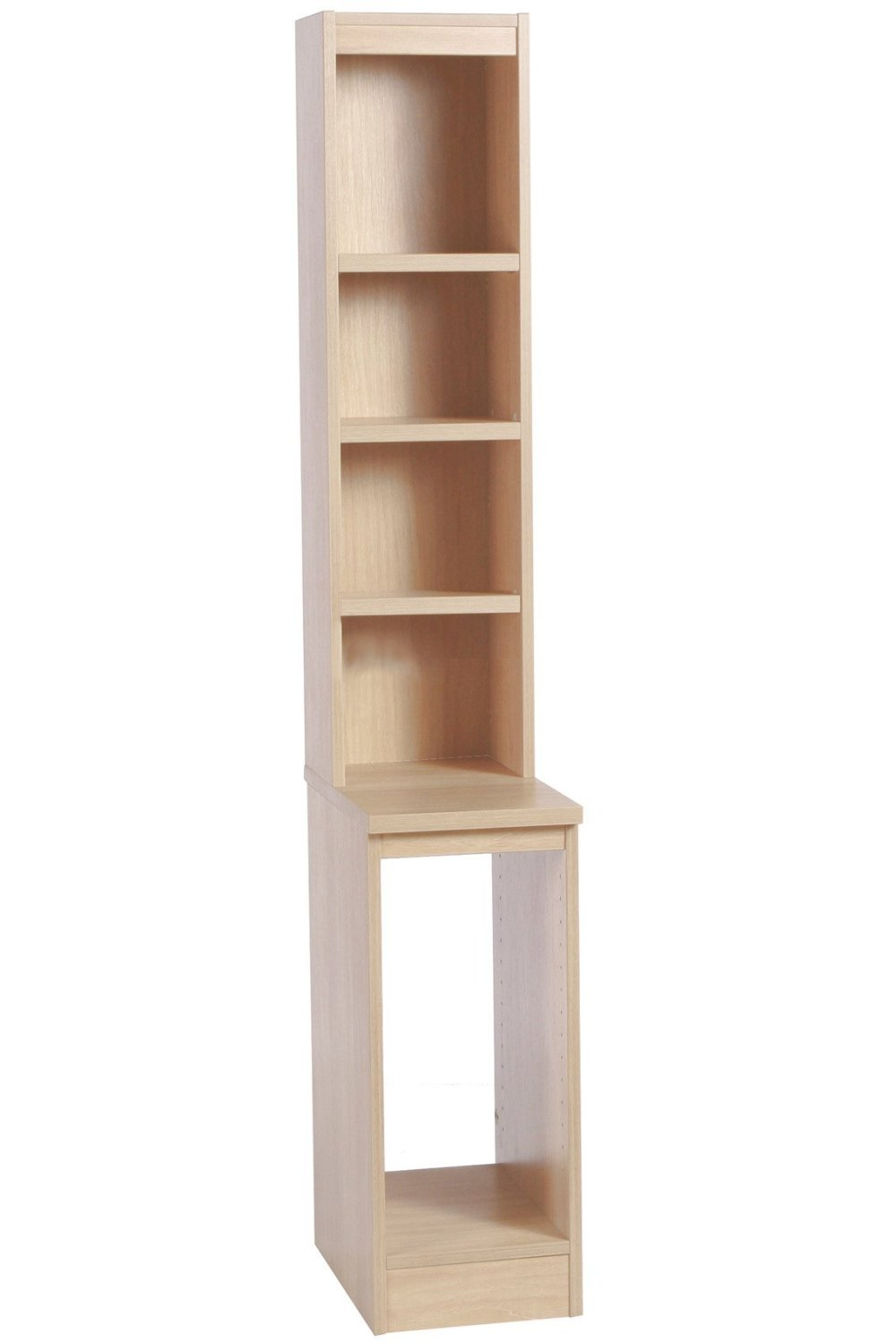 CPU COMPUTER TOWER STORAGE WITH HUTCH