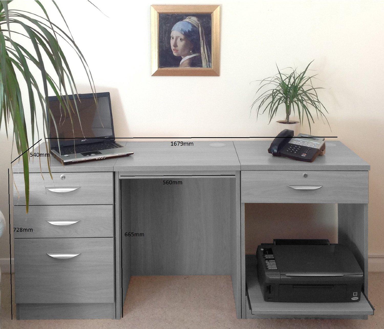 home office furniture uk desk set 08 margolis furniture. Black Bedroom Furniture Sets. Home Design Ideas