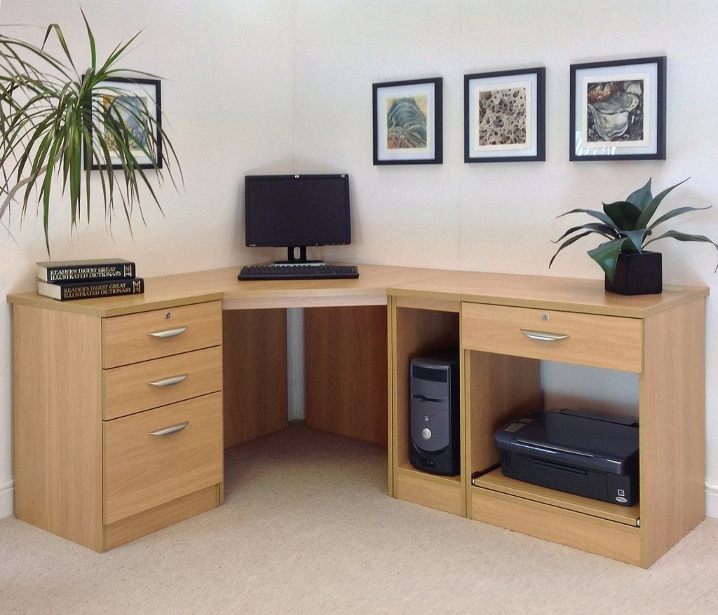 Office Furniture: HOME OFFICE FURNITURE UK DESK SET 18