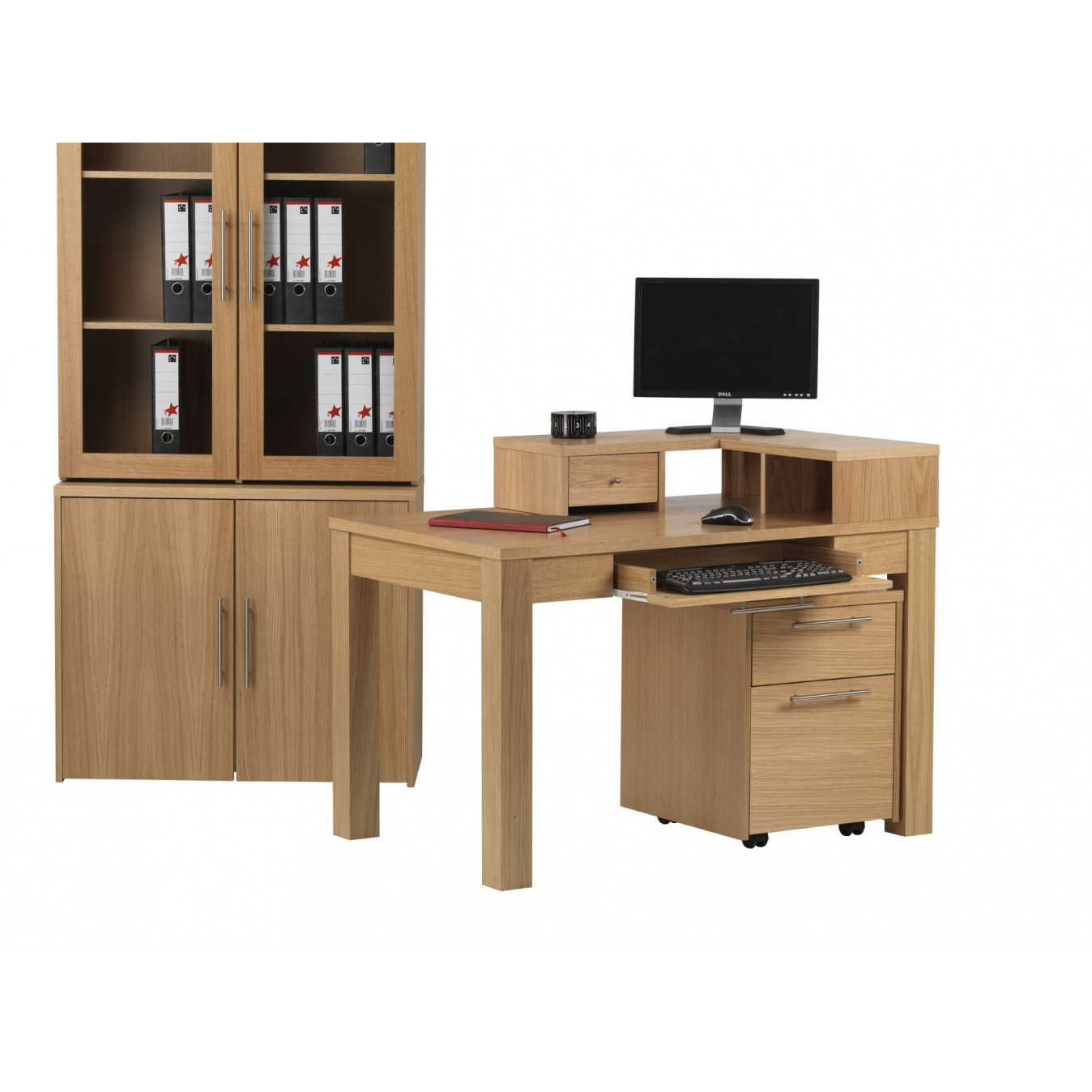 Outstanding Oakwood Corner Desktop Hutch Download Free Architecture Designs Scobabritishbridgeorg