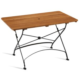 ARCH RECTANGULAR FOLDING TABLE