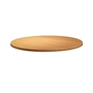 BEECH - ROUND TABLE TOP - EASI CLEAN