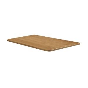 MINSTER OAK - RECTANGULAR TABLE TOP - EASI CLEAN