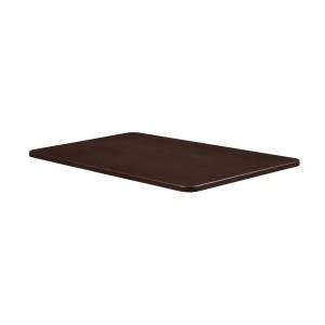 WENGE - RECTANGULAR TABLE TOP - EASI CLEAN