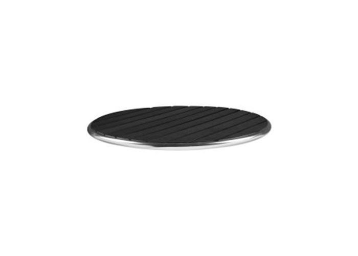LIKEWOOD - ROUND TABLE TOP - BLACK DIA