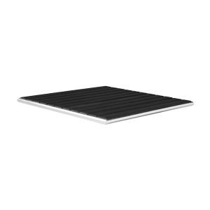LIKEWOOD BLACK - SQUARE TABLE TOP