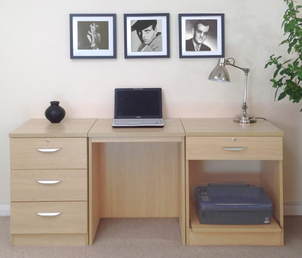 HOME OFFICE FURNITURE UK DESK SET 11 | Margolis Furniture