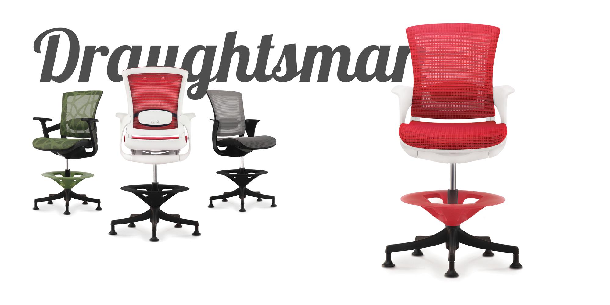 skate draughtsman s chair margolis furniture